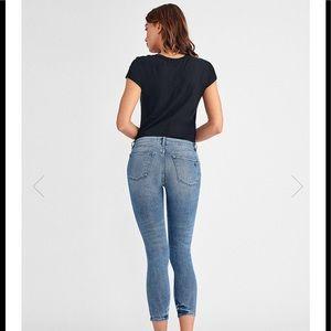 Dl1961 crops jeans